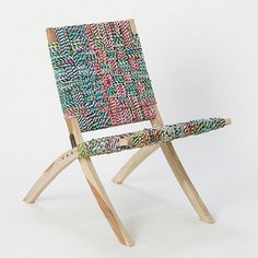 Found Fabric Easy Chair in Sale House + Home at Terrain