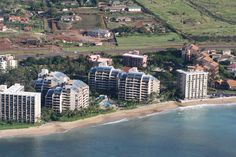Kahana Beach Vacation Club, Sands of Kahana, Kahana Villa, Kahana Falls, Valley Isle Timeshare Resorts