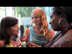 Honor to be at #CARRY Shall We Dance Gala #RedCarpetReport's @Linda Antwi http://ht.ly/kXqmf talks w/ @EllenHollman #AtRiskYouth