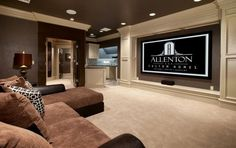 movie room:
