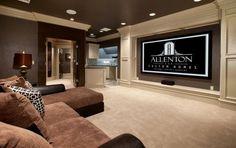 movie room: