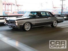 660-horsepower 1965 Pontiac GTO