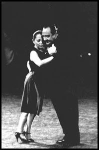 """Tango and Milonga Master, PepitoAvellaneda.    """"Dancing is everything for me, I feed on it. I dance and I am nurtured."""""""