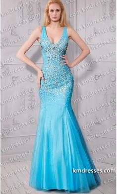 gleaming bejeweled bodice tulle skirt mermaid gown.prom dresses,formal dresses,ball gown,homecoming dresses,party dress,evening dresses,sequin dresses,cocktail dresses,graduation dresses,formal gowns,prom gown,evening gown.