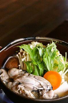 Japanese hot pot dish, Nabe 鍋