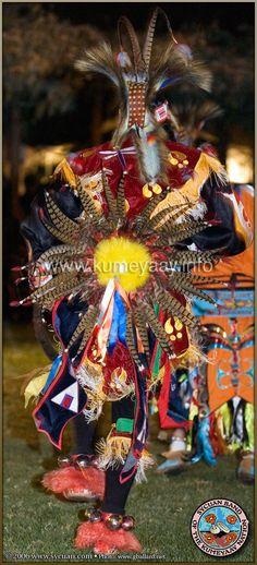 Native American Chicken Dancer