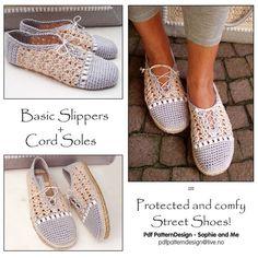 Hey, diesen tollen Etsy-Artikel fand ich bei https://www.etsy.com/de/listing/194479012/2in1-pattern-for-pearl-slippers-toms