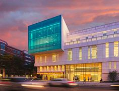DePaul's New Theater School Takes The LEED, Wins Gold