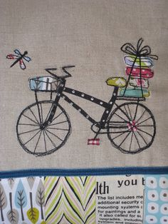Bicycle by rosaechocolat (Isabel Freire)