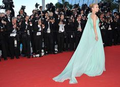 Another view of Diane's Giambattista Valli Couture gown