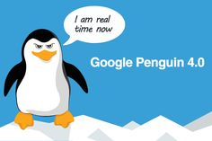 Find out the key particulars of the latest real-time Google Penguin 4.0 update and learn how it will affect the search results Google Penguin, Technology Updates, Search Engine Optimization, Penguins, Learning, Logos, Disney Characters, Fisher, Facebook