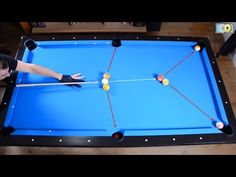 Trickshots for beginners - I Love Playing Pool Billards Room, Pool Sticks, Play Pool, Mod App, Pool Tables, Challenges, Darts, Learning, Videos