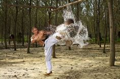 Shaolin Iron Body Training is possibly the hardest training in the world. A smith puts gold through the fire so he can mold it into the shape of jewelry he want