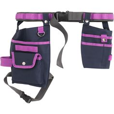 Free up your hands and keep tools handy with Women's Utility Tool Belt from Duluth Trading Company.
