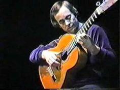 Paco Peña - Zapateado en Re (in D) - (Sabicas)