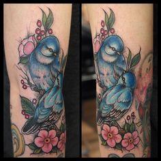 Elmo - Black Garden Tattoo