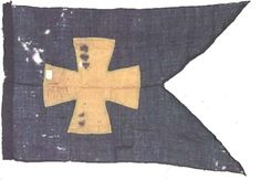 Possibly Headquarters flag of Gen. Samuel French, C.S.A.