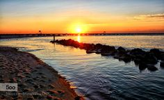 Sunset on the Bay by gjim9beam. Please Like http://fb.me/go4photos and Follow @go4fotos Thank You. :-)