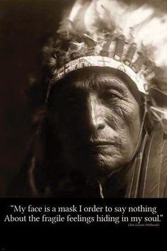 Eagle Elk (He Xa Wan ba li) - Oglala - American Indian Created from a photo by Edward S. Curtis Head-and-shoulders portrait of Oglala man. Native American Spirituality, Native American Wisdom, Native American History, American Indians, Cherokee History, Native American Genocide, American Indian Quotes, American Pride, Native Quotes