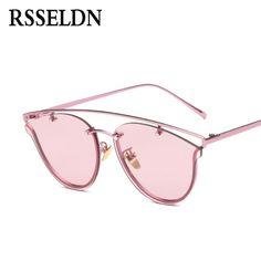 $7.46 (Buy here: https://alitems.com/g/1e8d114494ebda23ff8b16525dc3e8/?i=5&ulp=https%3A%2F%2Fwww.aliexpress.com%2Fitem%2FRSSELDN-2017-New-Cat-Eye-Sunglasses-Women-Fashion-Ocean-Yellow-Pink-Blue-Cateye-Sun-Glasses-Ladies%2F32796017949.html ) RSSELDN 2017 New Cat Eye Sunglasses Women Fashion Ocean Yellow Pink Blue Cateye Sun Glasses Ladies Female Vintage Eyewear UV400 for just $7.46