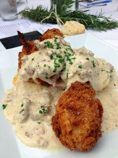 Orlando: K RESTAURANT. Southern breakfast/brunch. Can eat in garden, weather permitting.