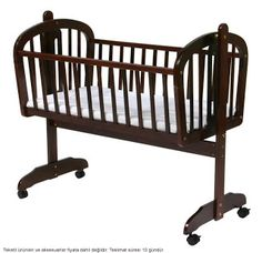 Nebraska Furniture Mart – Million Dollar Baby DaVinci Futura Baby Cradle in Cherry Twin Cribs, Baby Cribs, Cradles And Bassinets, Baby Cradles, Baby Cradle Wooden, Best Bassinet, Cherry Baby, Baby Nursery Furniture, Kids Furniture