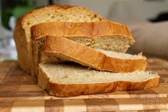 Kate's Short and Sweets: No Knead Whole Wheat Bread - vegan