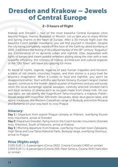 Heart Of Europe, Central Europe, Krakow, Dresden, Budapest, Travel, Viajes, Destinations, Traveling