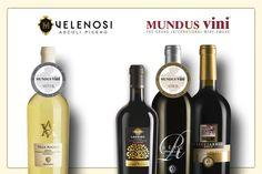 VELENOSI VINI awarded at Mundus Vini.  A spectacular success: it's how we define our results at MUNDUSI VINI, the 18th Grand International Wine Award. GOLD medals for #Lacrima di #MorroSuperiore 2014, #BrecciaroloGold 2013, #Reve Offida Pecorino 2014. SILVER medal for Villa Angela #OffidaPecorino DOCG 2014.