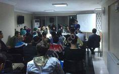 AK Parti Kdz Ereğli Gençlik Kolları Değerlendirme Toplantısı gerçekleştirdi.