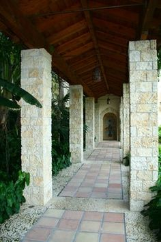 Columns Pilastri On Pinterest Rammed Earth Modern