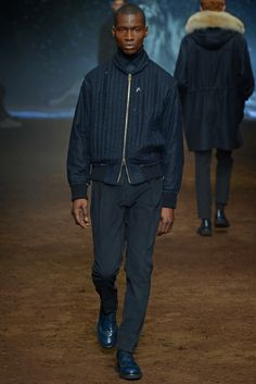 LOOK | 2015-16 FW MILAN MEN'S COLLECTION | CORNELIANI | COLLECTION | WWD JAPAN.COM