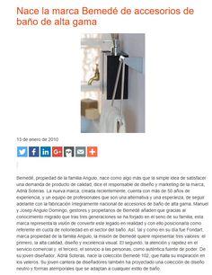 Publicación IMCB-Nace la marca BEMEDE 13 ENERO 2010