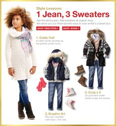 How to layer  your kids sweater's & more for Fall & winters coziest duos!