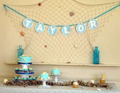 "Beach/Under the sea/Summer birthday / Birthday ""Taylor's 10th Birthday By the Seashore"" 