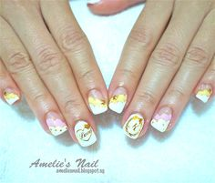Amelie's Nail Journey: March 2013