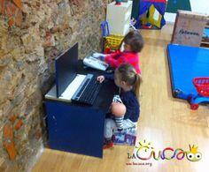 La cuca, espai de criança: La Cuca i les TIC