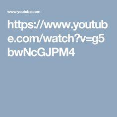 https://www.youtube.com/watch?v=g5bwNcGJPM4