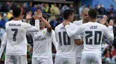 Bola : Cuplikan Video Madrid Lumat Getafe 5-1