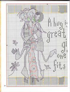 A hug is ..... 2 of 3