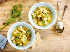 Alpro | Recipe Inspiration | Cauliflower Curry