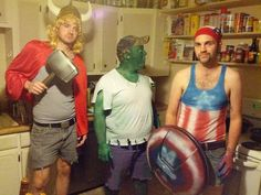 The Best The Avengers Halloween Costumes, From Sexy To White Trash