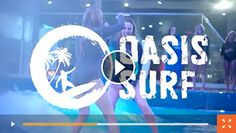 Oasis Surf vous offre l'expérience Surf & Turf: Surf intérieur incomparable et restaurant Turf! Au Quartier Dix30 à Brossard, sur la rive sud de Montréal.