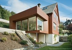 Halvorsen Hansen House Addition - Photo: Saunders Architecture