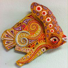 YinYang Fish by CharruArt.SOLD
