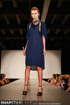 New Zealand Fashion Festival Collections 1 @Shed 10, Auckland  Photographer: Max Lemeshenko
