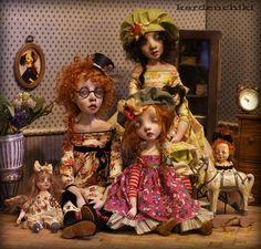 Kardenchiki dolls