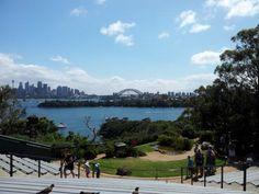 2011 Taronga Zoo, Sydney  Nice View!!!