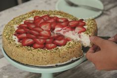 ... Cheesecake with Pistachio Shortbread Crust | Adventure. Gather. Eat