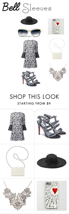 """""""Ring My Bell"""" by club-i ❤ liked on Polyvore featuring 10 Crosby Derek Lam, Nine West and Fits"""